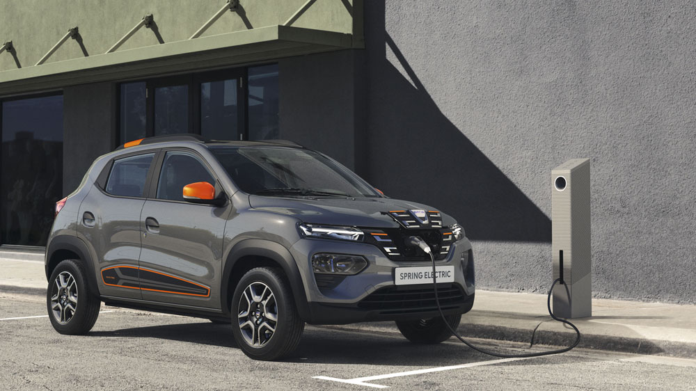 NEU: Dacia Spring Electric